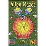 Alien Mazes Buki Book by Poof-Slinky