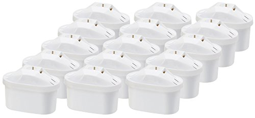 AmazonBasics – Cartuchos de filtrado de Agua (15 Unidades)