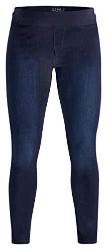ESPRIT Maternity Damen Umstandsjeans Jegging OTB (W31/L32 (Herstellergröße: 40/32), Darkwash (910)) - Pocket Maternity Jeans Boot Cut