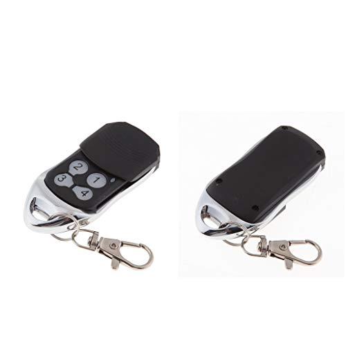 Universal-garage Door Opener (Gazechimp 2 X Universal 433 MHz Wireless Fernbedienung Schlüsselanhänger)
