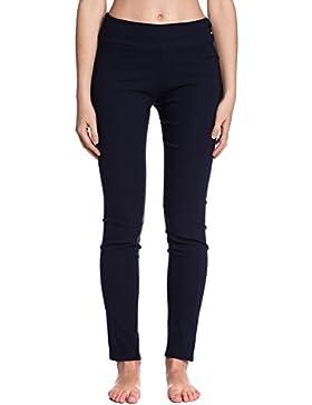 [Patrocinado]Abbino IG004 Pantalones para Mujeres Colores Variados - Transición Otoño Invierno Promoción Femenino Cómodo Casual...
