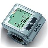 Laica BM1001 Misuratore di Pressione Sanguigna da Polso Automatico, 60 Memorie,...