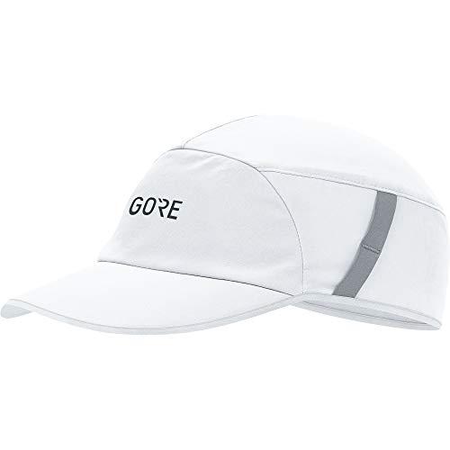 GORE WEAR M Unisex Kappe, Größe: ONE, Farbe: Weiß