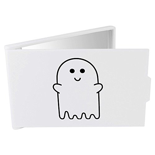 Azeeda 'Lindo Fantasma' Espejo Compacto / de Bolsillo (CM00015089)