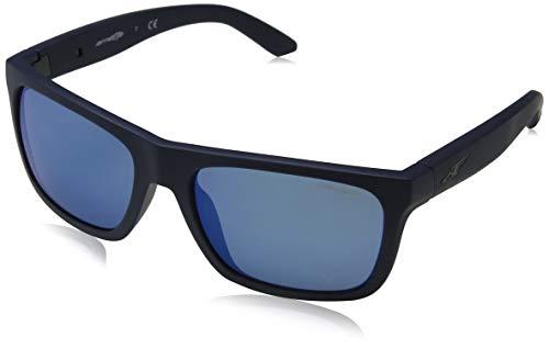 ARNETTE Herren Sonnenbrille 0AN4231 21528N 57, Blau (Petrolhead), 57