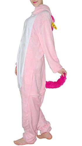 Imagen de chicone unicorn kigurumi pijamas unisexo adulto traje disfraz animal adulto animal pyjamas traje disfraz de halloween alternativa