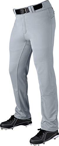 DeMarini Erwachsene Aufstand Baseball Hose, Herren, Blau/Grau, XX-Large