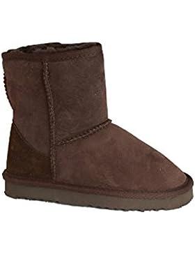 Eastern Counties Leather Botas de Piel de Oveja Modelo Charlie Para Niños