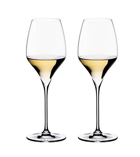 Riedel 0403/15 Vitis Riesling Sauvignon Blanc 2 Gläser Crystal Sauvignon Blanc