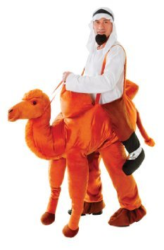 Camel - Step In - Adult Fancy Dress Costume