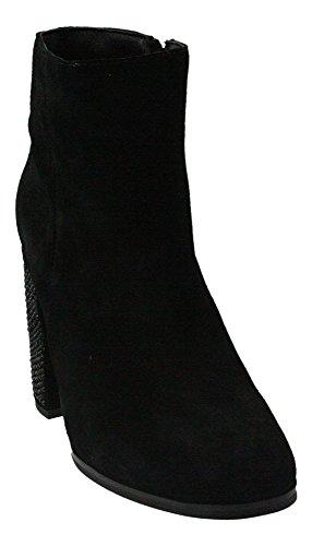 Alma En Pena | Bottines - Noir Noir