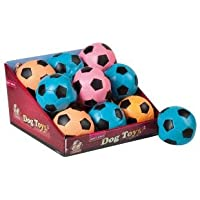 Karlie 501094 Flamingo - Balón de fútbol (3 Unidades c1c71a984b3