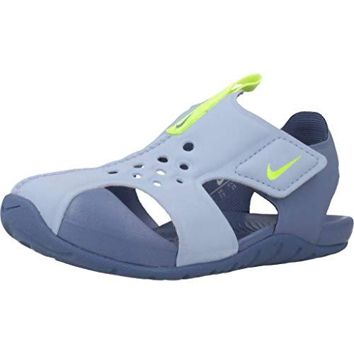 best website f3438 8bd22 Nike Sunray Protect 2 (TD), Zapatos de Playa y Piscina Unisex niño,