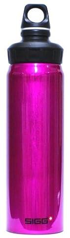 SIGG (sig) Wide Mouth Traveler Slim line collection 0.75L Purple 50279 (japan import)