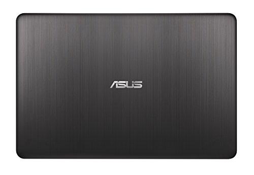 Asus F540LA XX436T 396 cm 156 Zoll Notebook Intel heart i3 5005U 4GB RAM 1TB HDD Intel HD 5500 Win 10 property schwarz Notebooks