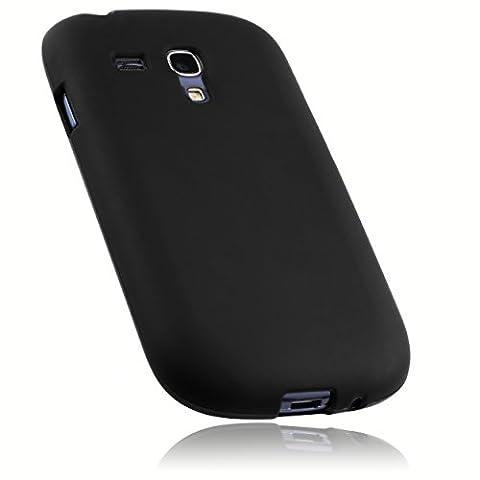 mumbi TPU Schutzhülle Samsung Galaxy S3 mini Hülle matt