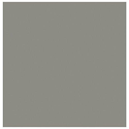 Wetec Tischbelag, ESD, 610 x 1.220 mm, platingrau, gerundete Ecken, 2 x 10 mm DK