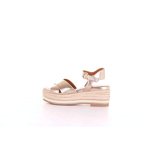 What For WFP118211 Sandales Femme Or 35.5