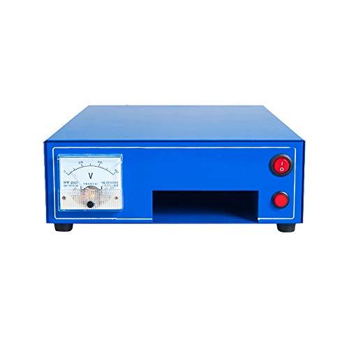 Fayelong Machine de bronzage électrique 220 V pour impression de logo et scellés personnels