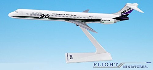 mcdonnell-douglas-demo-md-90-airplane-miniature-model-plastic-snap-fit-1200-part-amd-09000h-001-by-f