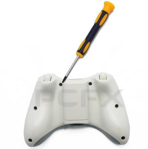 Preisvergleich Produktbild Torx T8 T8H Sicherheitstyp Schraubendreher für XBOX 360 Wired und Wireless Controller Manipulationsschutz