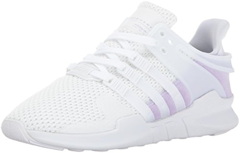 adidas originaux adv des eqt soutenir adv originaux w blanc / violet brillent, 7 moyen nous 01e9d7