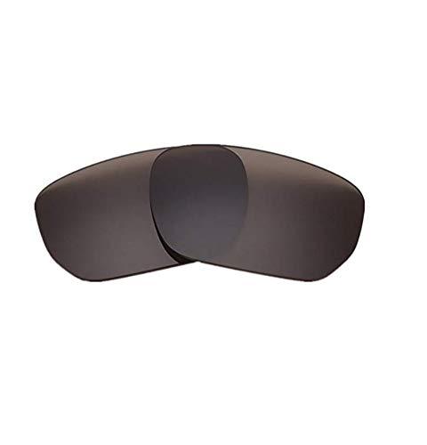 Polarisierte Ersatzgläser für Oakley OO9194 Style Switch (Black)
