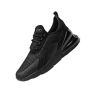 SINOES Unisex Erwachsene Straßenlaufschuhe Sportschuhe Bequem Ultra-Light Laufschuhe Schnürer Turnschuhe Sneakers Modisch Luftkissenschuhe Joggingschuhe Camouflage Mesh Tuch Sport Freizeitschuhe