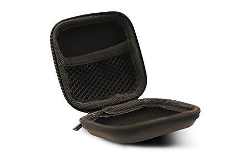 Betron Aufbewahrungsbox für Kopfhörer, Hartschale, Tragetasche, für Kopfhörer von Samsung/ Sennheiser/ Soundmagic/ Panasonic/ JVC/ Apple/ Sony/ Skullcandy