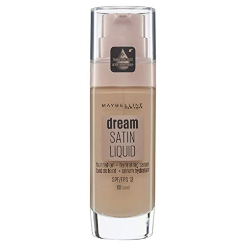 Maybelline Dream Satin Liquid - 30 Sandy Beige - Foundation