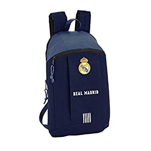 319rATK8AIL. SS300  - Real Madrid CF Mochila Tipo Casual, Senderismo 39 cm.