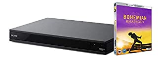 Sony UBP-X800M2 4K Ultra HD Blu-ray-Player (Dolby Atmos, UHD, HDR, High-Resolution Audio, Multi-Room, Bluetooth) schwarz (B07MCY9P4Z) | Amazon Products