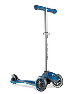 Globber My Free Up scooter Triciclo, Blu