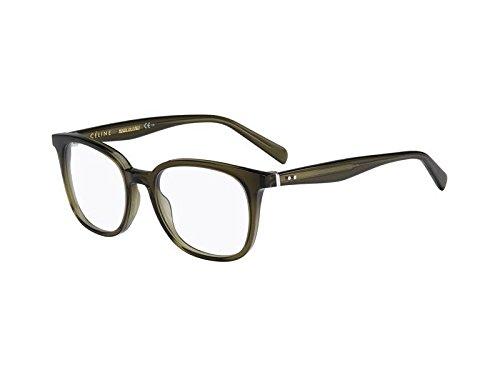 Celine Für Frau 41346 Green Kunststoffgestell Brillen