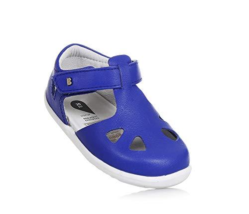 Bobux - Sandalo Azzurro Step up Zap Quickdry, Blau (Sapphire 1) Bambino, Neonato, Ragazzo-18