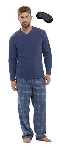 Pyjama homme en polaire
