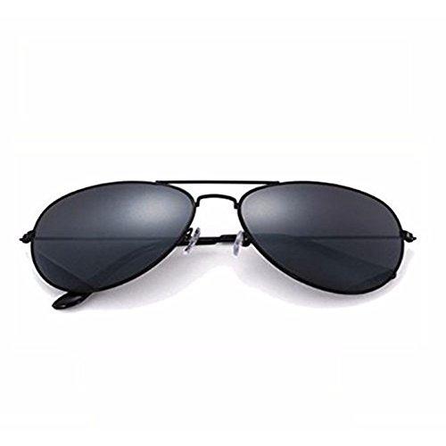 Eagle Herren Sonnenbrille schwarz Black Frame Black Lens