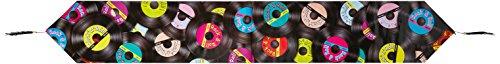 Beistle 50080-1 Stück Jukebox Foto/Ballonhalter Tischläufer 11