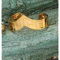 Berg Nofretete Bronze vergoldet, Ring, 2 Magnete mit 800 Gauss preisvergleich bei billige-tabletten.eu