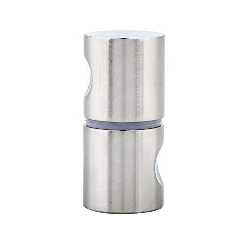 Bicaquu Bad Dusche Glastürgriffe zieht Edelstahl solide Glastüren Griffe -