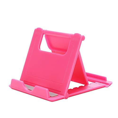 UOWEG Ständer Universal-Handy-Schreibtisch-Tischständer-Halter-Tablet für Smartphone - Swivel Mount Dock