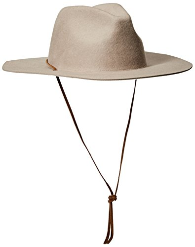 f745dfffb99 Brixton 0888588107409 Mens Mayfield Ii Hat Light Tan Large 216 00405 0456-  Price in India