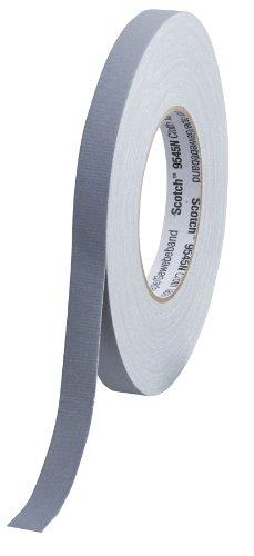 Scotch 9545N G15 Gewebeband, 1 Rolle, 15 mm x 50 m, grau