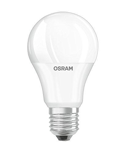 Osram 816947 Bombilla LED E27, Blanco, 6 Unidades