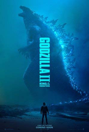 Import Posters Godzilla: King of The Monsters - U.S Movie Wall Poster Print - 30cm x 43cm / 12 Inches x 17 Inches -