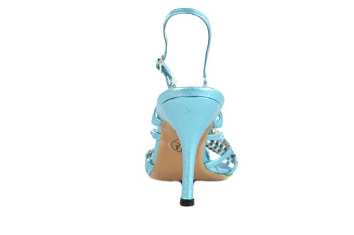 Wear & Walk UK , Sandales pour femme Turquoise - Turquoise