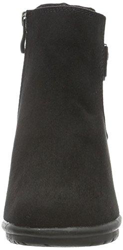 Marco Tozzi 25340, Bottes Chelsea Femme Noir (BLACK 001)