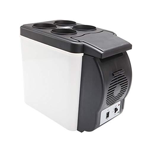 Preisvergleich Produktbild Warm und kalt Auto Kühlschrank Kleiner Mini 12v 6L Klein Kompakt Kühler Wärmer