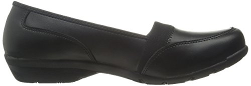Skechers Lavoro 76579 Slip On piatto Black