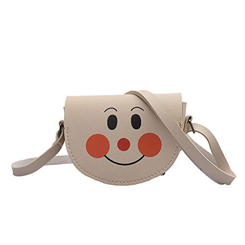 Outdoor-traditionellen Swing (♥ Loveso♥ Tasche für Mädchen Umhängetasche -Tasche Umhängetasche verstellbar für Mädchen in Cartoon Drucken Handtasche Schultertasche Multifunktionale Umhängetaschen)
